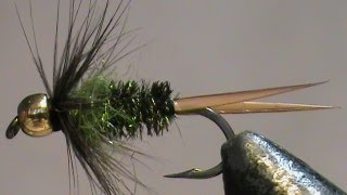 Fly-Tying-a-Green-Hornet-with-Jim-Misiura
