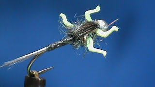 Fly-Tying-a-LivelyLegz-Trout-Hammer-with-Jim-Misiura