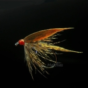 Fly-Tying-a-March-Brown-Wet-Fly-by-Mak