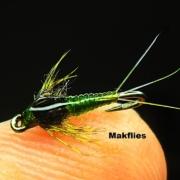 Fly-Tying-a-Mayfly-Baetis-Nymph-by-Mak