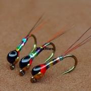 Fly-Tying-a-Rainbow-Perdigon-River-Nymph-by-Mak