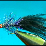 Fly-Tying-a-Simple-Black-UV-Trout-Lures-by-Mak