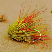 Fly-Tying-a-Sooty-Olive-Muddler-Wet-Fly-by-Mak