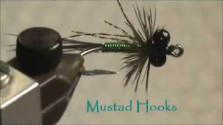 Fly-Tying-an-Olive-Midnight-Stone-with-Jim-Misiura