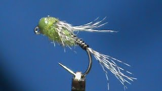 Fly-Tying-an-Olive-Quill-Jig-Head-Nymph-with-Jim-Misiura