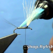 Fly-Tying-with-Hans-Upright-Callibaetis-Spinner