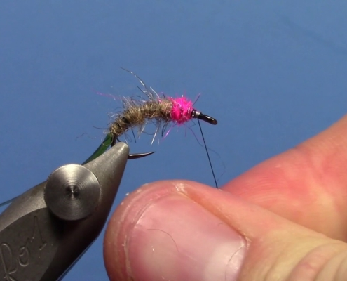 Fly-Tying-with-Ryan-Hare39s-Ear-Czech-Nymph