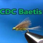 Fly-tying-a-CDC-Baetis