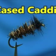 Fly-tying-a-Cased-Caddis