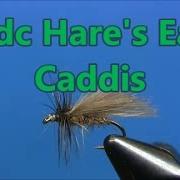 Fly-tying-a-Cdc-Hares-Ear-Caddis