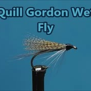 Fly-tying-a-Quill-Gordon-Wet-Fly
