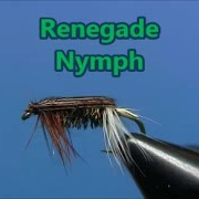 Fly-tying-a-Renegade-Nymph