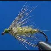 Fly-tying-a-UV-Caddis-Softhackle