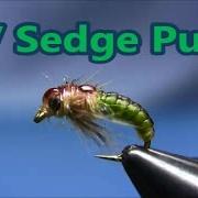 Fly-tying-a-UV-Sedge-Pupa