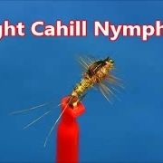 Fly-tying-a-generic-Light-Cahill-Nymph