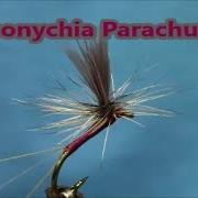 Fly-tying-an-Isonychia-Parachute