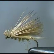 Fly-tying-an-Olive-CDC-Elk-Hair-Caddis
