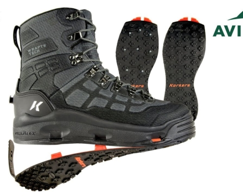 Korkers-Wraptr-Wading-Boots-Review-AvidMax