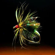 Tying-a-Soft-Hackle-Grizzly-Olive-Spider-Wet-Fly-by-Mak
