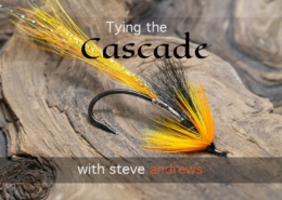 Tying-the-Cascade-Salmon-Fly-with-Steve-Andrews