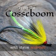 Tying-the-Cosseboom-Salmon-Fly-with-Steve-Andrews