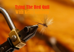 Tying-the-Red-Quill-with-Kelly-Galloup