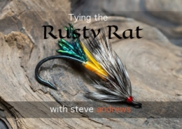 Tying-the-Rusty-Rat-Salmon-Fly-with-Steve-Andrews