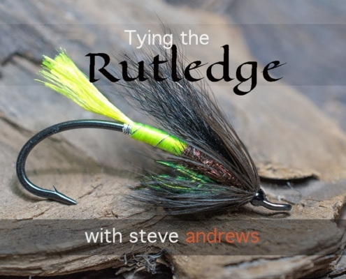 Tying-the-Rutledge-Salmon-Fly-with-Steve-Andrews