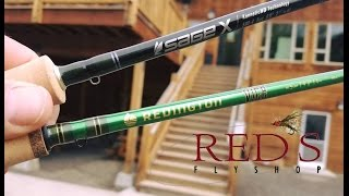 200-Rod-vs-900-Rod-Redington-VICE-vs-Sage-X-Rod-Shootout