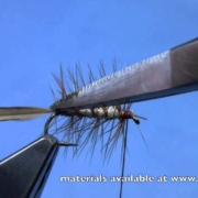 Beginning-Fly-Tying-Tying-the-Elk-Hair-Caddis