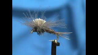 Fly-Tying-CDC-Dry-Pheasant-Tail-with-Jim-Misiura