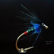 Fly-Tying-Hot-Spot-UV-Spider-Wet-Fly-by-Mak