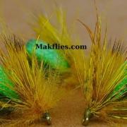 Fly-Tying-a-Foam-Body-Unsinkable-Caddis-Dry-Fly-by-Mak