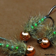 Fly-Tying-a-Squirrel-Hair-Jig-River-Nymph-by-mak