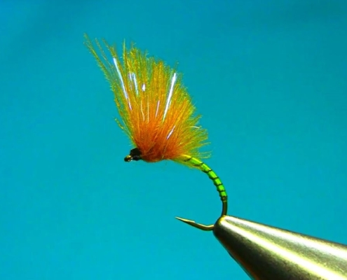 Fly-Tying-a-Yellow-Owl-Emerger-Variation-by-Mak