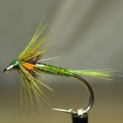 Fly-Tying-an-Olive-Quill-Cruncher-Wet-Fly-by-Mak