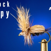 Peacock-Humpy-Fly-Tying