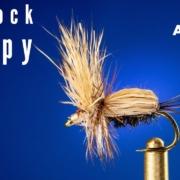 Peacock-Humpy-Fly-Tying