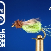 Sparkle-Emerger-McFlylon-Variation-Fly-Tying