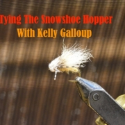 Tying-The-Snowshoe-Hopper-with-Kelly-Galloup