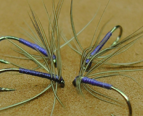 Tying-a-Classic-North-Country-Spider-Snipe-amp-Purple-by-mak
