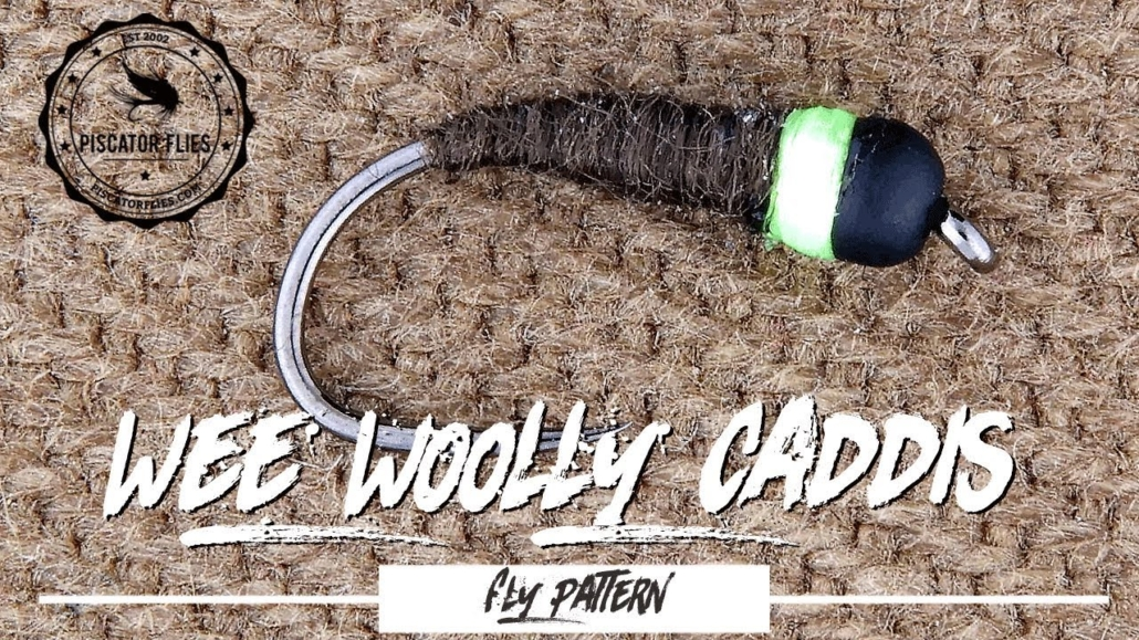 Tying-the-Wee-Woolly-Caddis-Trout-fly-Pattern-PiscatorFlies