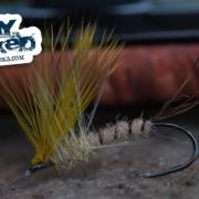 AHREX-Danica-Deer-Hair-Dun-Tied-by-Lars-Chr.-Bentsen