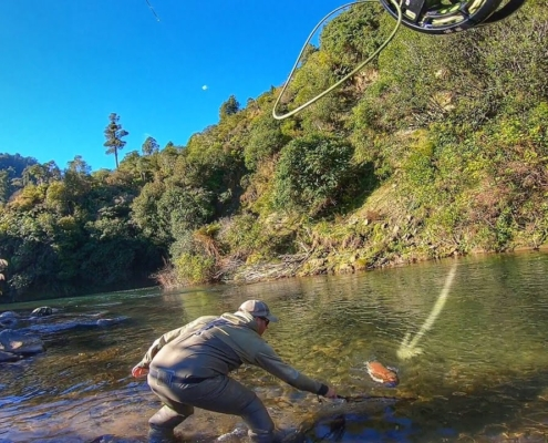 8-Fish-1-Hole-Amazing-Backcountry-Fishing