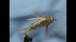 Fly-Tying-a-Budding-Hares-Ear-with-Jim-Misiura