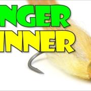 Ginger-Minner-BAITFISH-Fly