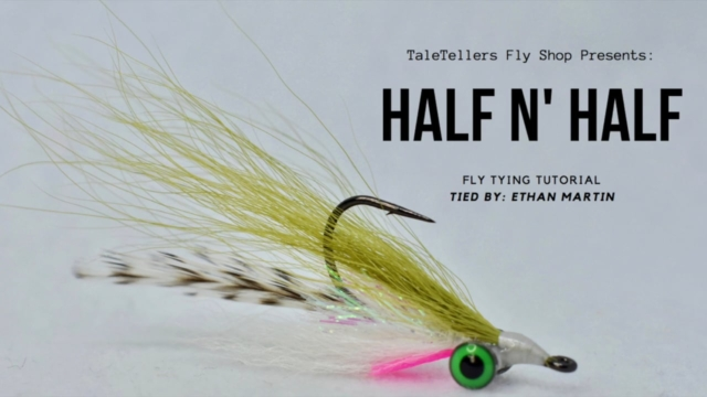Half-N-Half-Fly-Tying-Tutorial