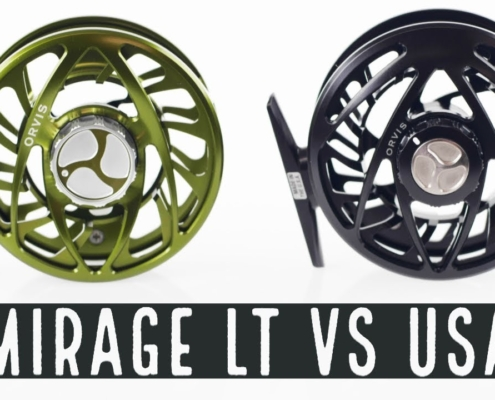 Orvis-Mirage-LT-vs-Orvis-Mirage-USA-Fly-Reel-Review