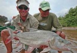 Tanzania-Trophy-Tiger-Fish-what-we-do-to-get-you-to-the-fish-www.tourettefishing.com_.wmv