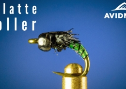 Splatte-Roller-Fly-Tying
